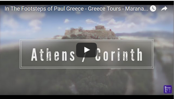 Footsteps of Paul Greece Tour