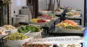 Ambassador Hotel Jerusalem Restaurant