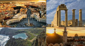 Holy Land Italy & Greece Tour Fall Tour Special 2017