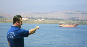 Sailing on the Sea of Galilee Tours
