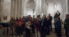 What its like to Sing in St. Anne's Church Israel Tours