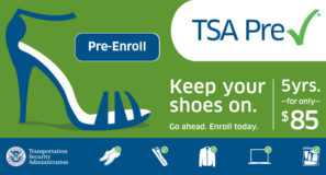 TSA Pre Check On Tour Travel Tips