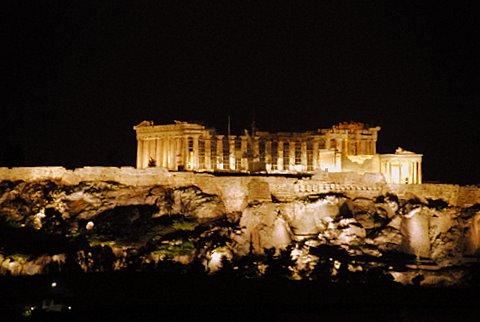 Travel Athens Greece The Acropolis Apostle Paul Footsteps