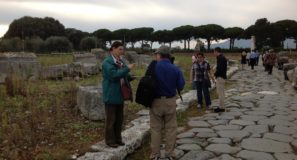 Christian Guided Tour Rome Italy Appian Way