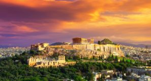 Footsteps of Paul Greece Tour Agean Cruise Maranatha Tours